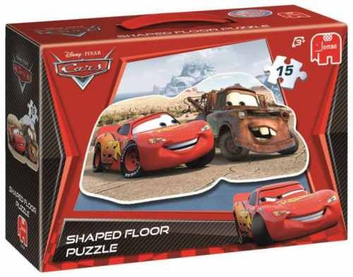 Jumbo Kinder Puzzle Disney Cars